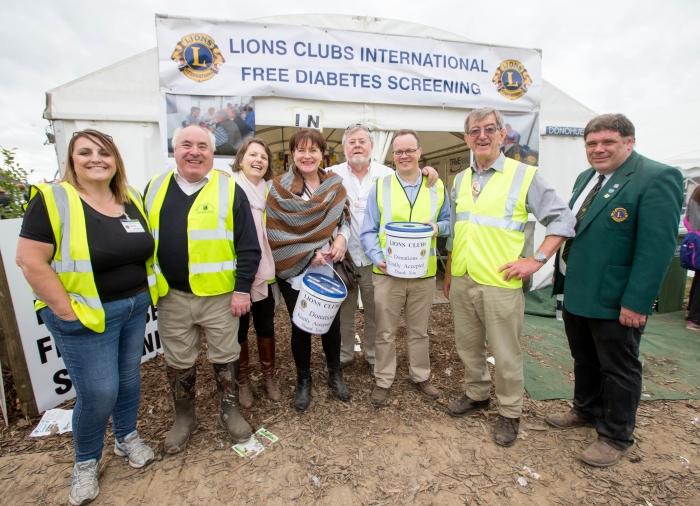 Portarlington Lions and friends
