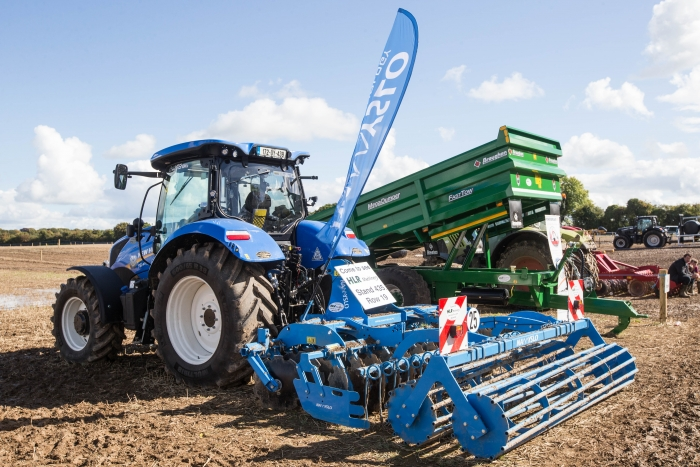 Ploughing Day 3 Secreggan 2017 107