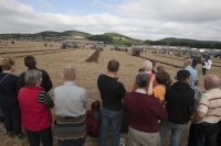 Enjoying the ploughing at the National Ploughing Championships at Ratheniska. Picture: Alf Harvey/hrphoto.ie
