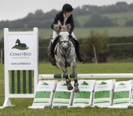 Aoife Bowe competing  at the ploughing in Ratheniska. Picture; Alf Harvey/hrphoto.ie