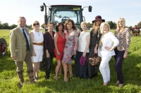 Fashion representatives on site at Heathpark, New Ross where the National Ploughing Championships will be held Tuesday 25th-Thursday 27th September.Picture: Alf Harvey.