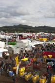 The trade arena at Heathpark, New Ross for ploughing 2012.Picture: Alf Harvey.