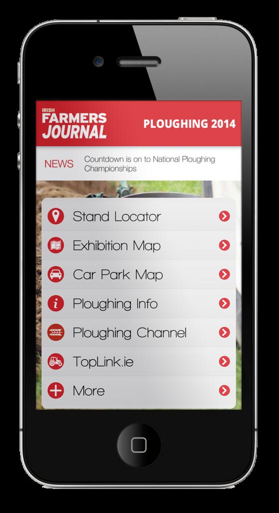 Farmer's Journal Ploughing App |