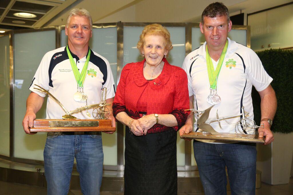 Irish Winners!