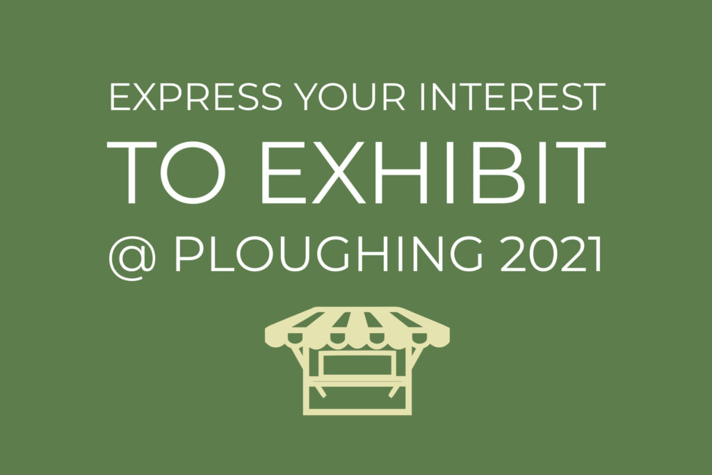 Exhibiting at Ploughing Championships
